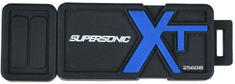 Patriot USB ključek Supersonic Boost XT 256 GB, USB 3.0, gumirano ohišje