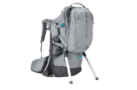 Thule nahrbtnik za nošenje otroka Sapling Elite, siv