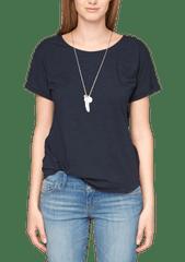 s.Oliver dámské tričko s kulatým výstřihem