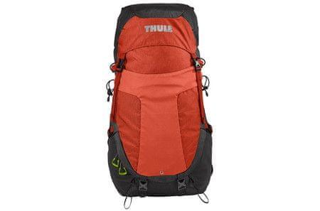 Thule ruksak za planinarenje Capstone, 40 l, narančasto-sivi
