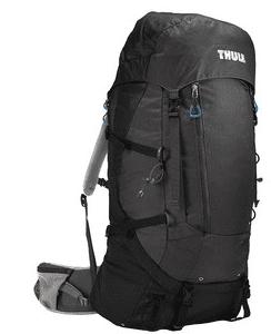 Thule nahrbtnik Guidepost, 65 l, sivo-črn
