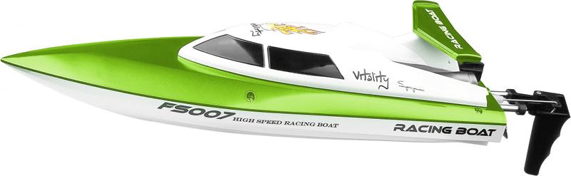 Buddy Toys RC loď zelená BRB 3501