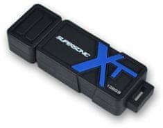 Patriot USB stik Supersonic Boost XT 128 GB, USB 3.0, gumirano kučište