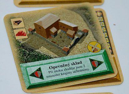 Albi Osadníci z Katanu: Karetní hra