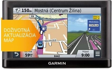 Garmin nüvi 55 Lifetime Europe20