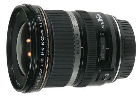 Canon 10-22 mm EF-S f/3,5-4,5 USM + 1500 Kč od Canonu zpět
