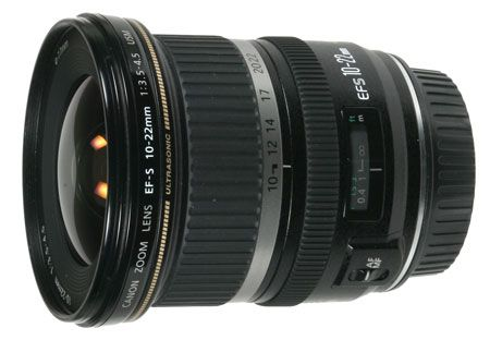 Canon 10-22 mm EF-S f/3,5-4,5 USM