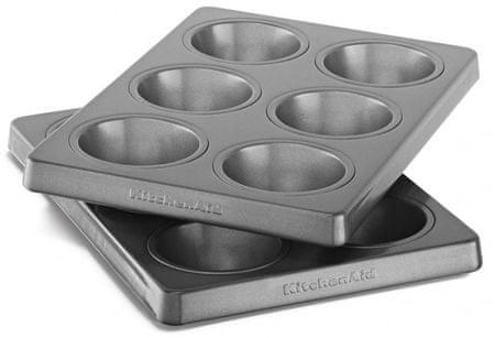 KitchenAid pekač za muffine, 2 kosa