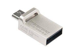 Transcend USB ključek 32 GB 3.0 880, srebrn (TS32GJF880S)