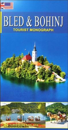 Morana Polovič: Bled in Bohinj - bisera Julijskih Alp, angleško