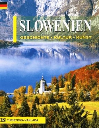 Morana Polovič: Slovenija - zgodovina, kultura, umetnost, nemško