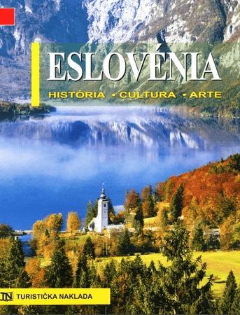 Morana Polovič: Slovenija - zgodovina, kultura, umetnost, portugalsko