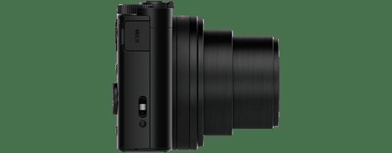 SONY DSC-WX500 Digitális fényk.gép, Fekete