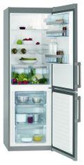 AEG S53630CSX2 Szabadonálló kombinált hűtő