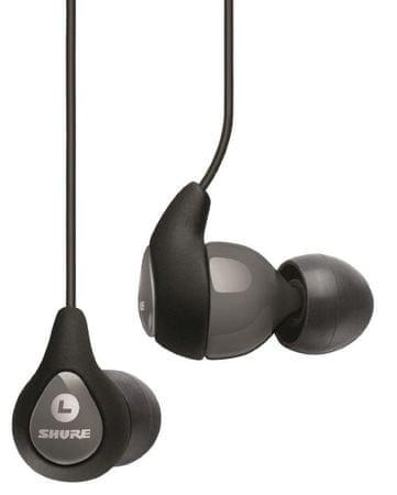 Shure slušalke SE112, sive