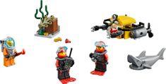 LEGO® City 60091 Duboko more-početni paket