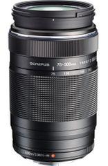 Olympus objektiv ED 75-300mm  1:4.8-6.7 II, črn