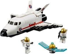 Lego City Priročni vesoljski čoln