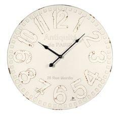 Lowell Designové nástěnné hodiny 21449