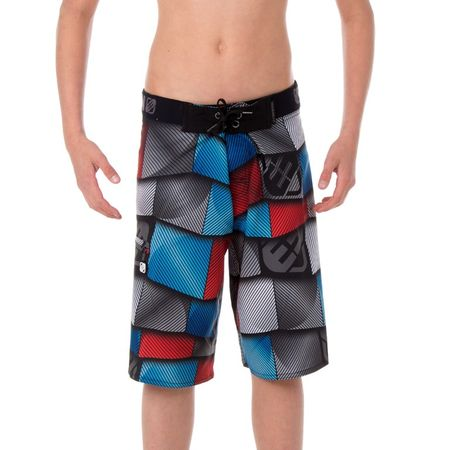 Freegun kopalne hlače SW15/3/FG/FLC/SCA, otroške, sivo/modre, 8 - 10 let