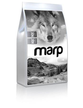 Marp holistična lahka hrana brez žit za starejše pse, puran, 18 kg