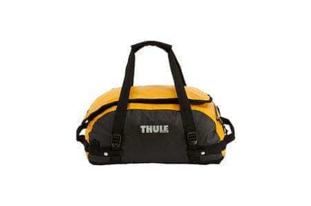 Thule športna torba Chasm M, 70 l, črno/rumena