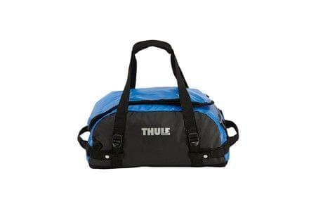 Thule športna torba Chasm L, 90 l, črno/modra