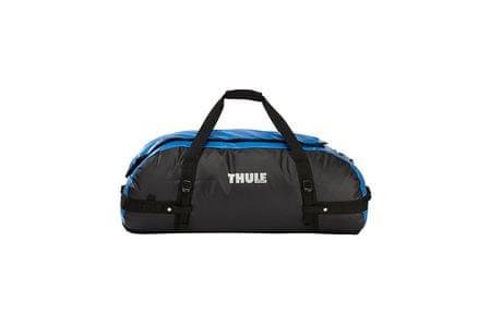 Thule športna torba Chasm XL, 130 l, črno/modra