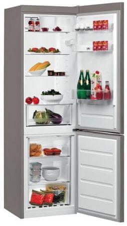 Whirlpool BLF 8122 OX Alulfagyasztós hűtőszekrény