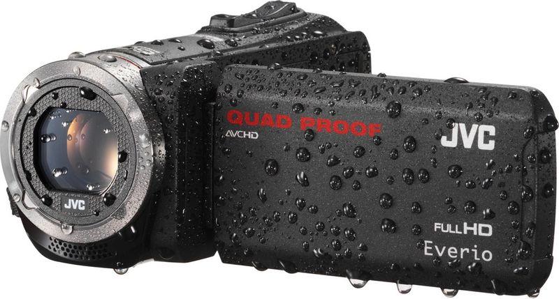 JVC GZ R315GZ R315 černá - II. jakost