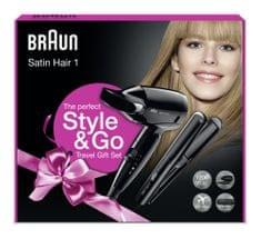 BRAUN zestaw do stylizacji włosów Satin Hair 1 Style & Go