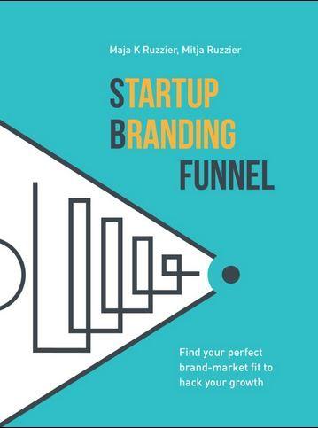 Maja K. Ruzzier, Mitja Ruzzier: Startup Branding Funnel