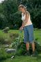 2 - Gardena Nožnice na trávnik Comfort s násadou (8740)