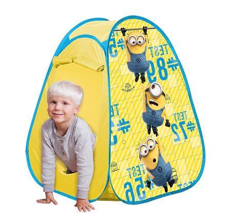 John otroški šotor Pop Up Minions