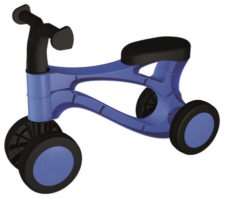 LENA Rolocykl modrý, nový