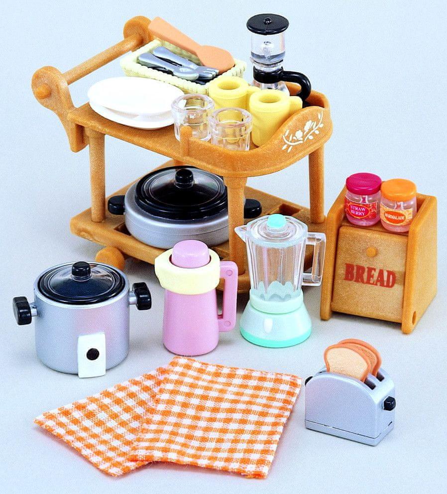 Sylvanian Families Vybavení kuchyňské nádobí