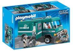 Playmobil 5566 Transportér pro převoz peněz