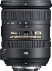 Nikon objektiv AF-S DX NIKKOR 18-200 mm f/3,5-5,6G ED VR II