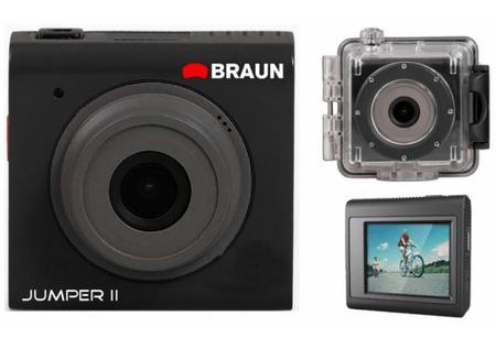 Braun Phototechnik športna kamera Jumper II FullHD