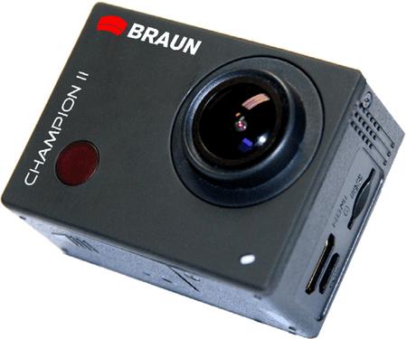 Braun Phototechnik športna kamera Champion II FullHD