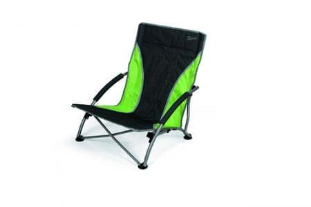 Bertoni stol za na plažo Ponza, zelen