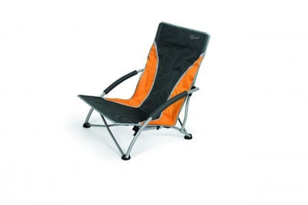 Bertoni stol za na plažo Ponza, oranžen