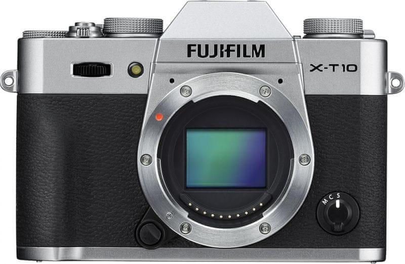 FujiFilm X-T10 Body Silver