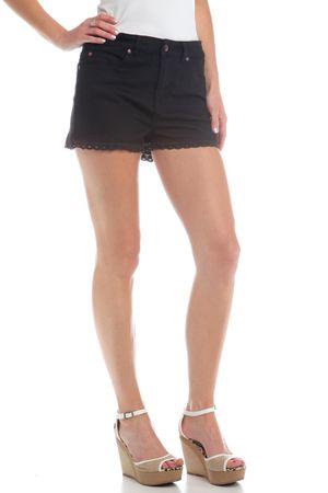 Brave Soul ženske kratke hlače Picasso XL črna