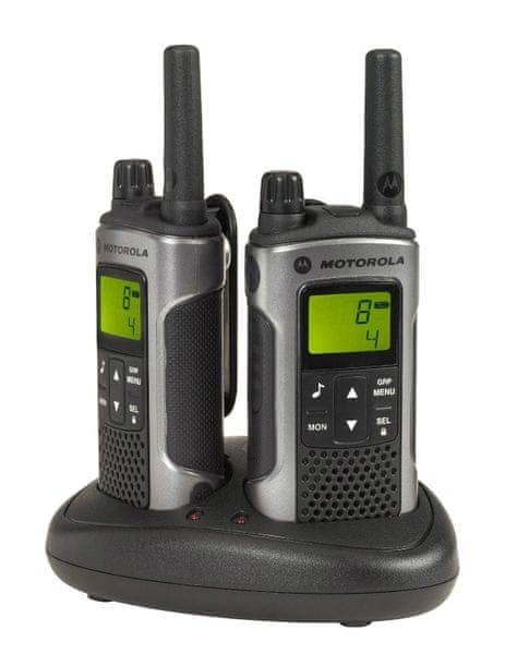 Motorola TLKR T80, IPx2