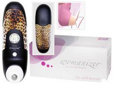 Womanizer stimulátor - Black