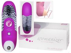 Womanizer stimulátor - Purple