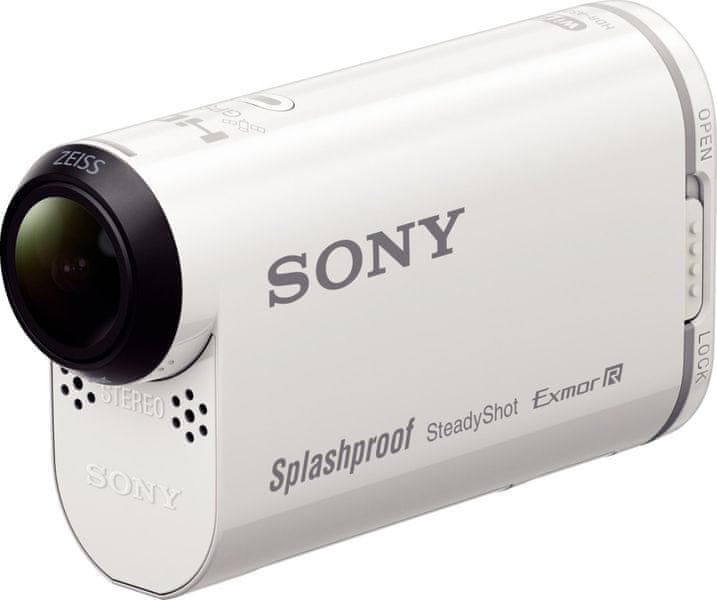 Sony HDR-AS200VR Action Cam Kit s náramkovým dálkovým ovladačem Live-View RM-LVR2 (HDRAS200VR.CEN)