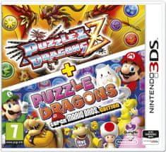 Nintendo Puzzle & Dragons Z + Puzzle & Dragons Super Mario Bros. 3DS Játékprogram