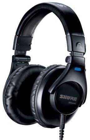 Shure SRH440 professzionális stúdió fejhallgató  0307a65313